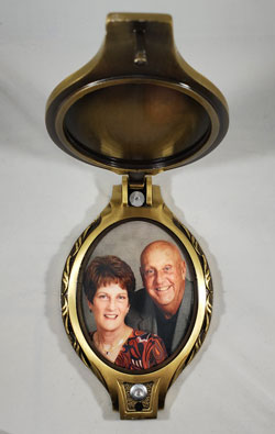 Picture for Headstone Bronze Cover