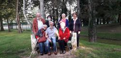 Les seniors à Honfleur