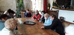 Les seniors à Urville