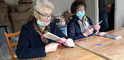 Les Seniors à Assenay