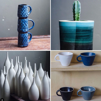 Rose Line Pottery