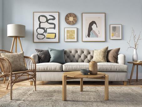 How to decide on bedroom artwork