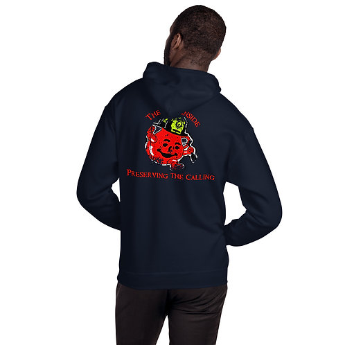 Gildan 18500 Preserving the Calling Hoodie (Red Font)