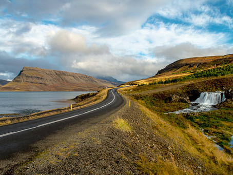Hvalfjörður, Whale Fjord