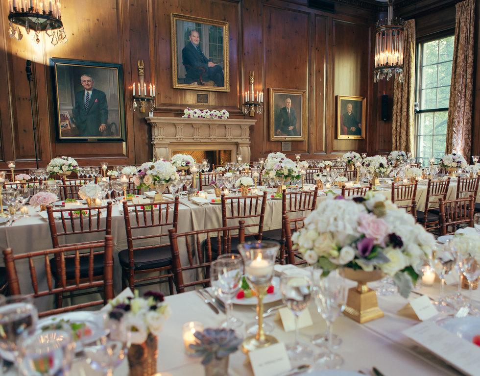 Wedding at the Pratt House