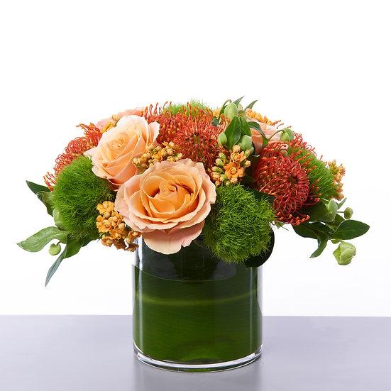 Roses & Green Trix