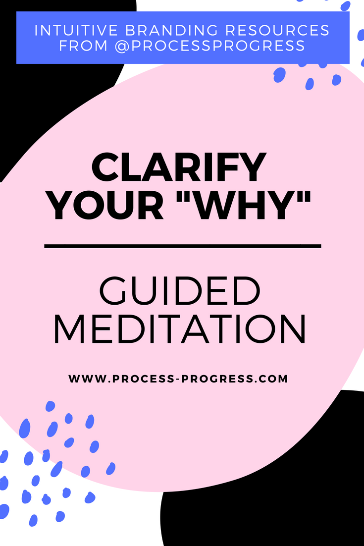 Clarify your brand's purpose using this free guided meditation!