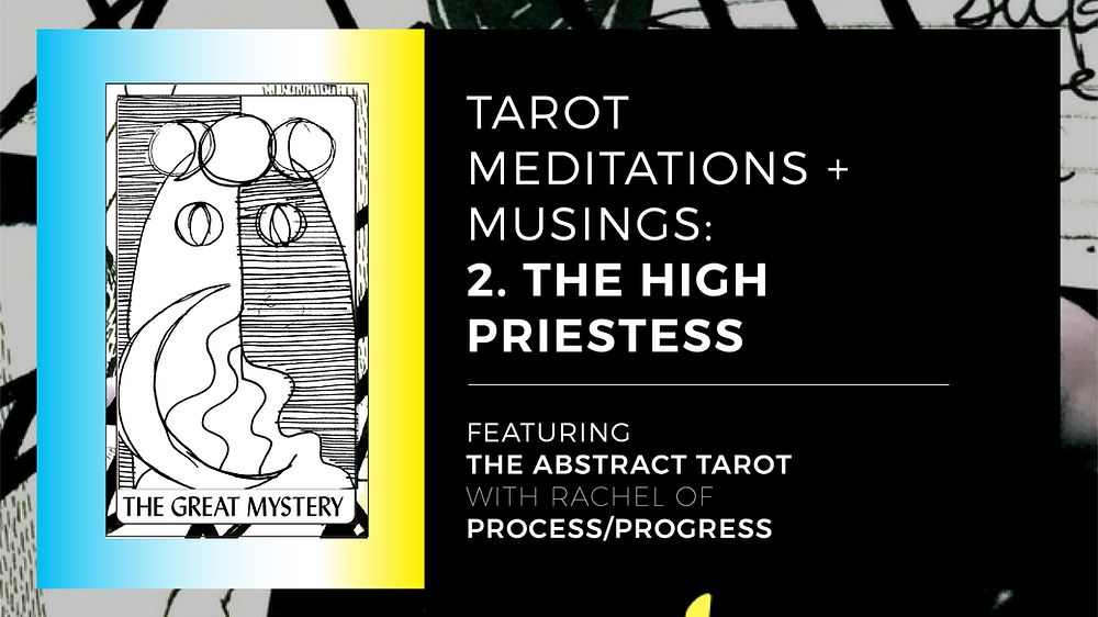 Tarot Musings and Meditations: The High Priestses