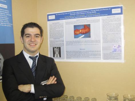 Poster presentation at American Coll