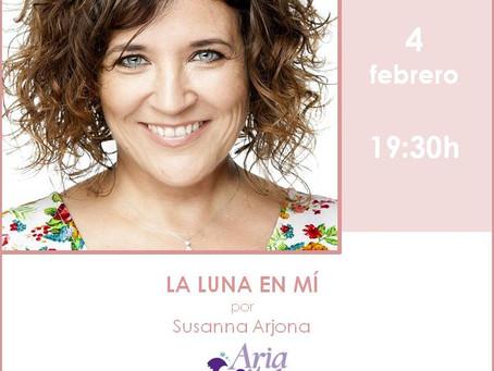 """""""La luna en mí"""" con Susanna Arjona"""