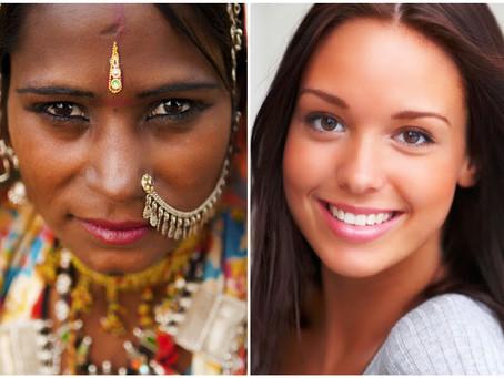 Mujer de Oriente & Occidente