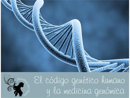 El código genético humano y la medicina genómica