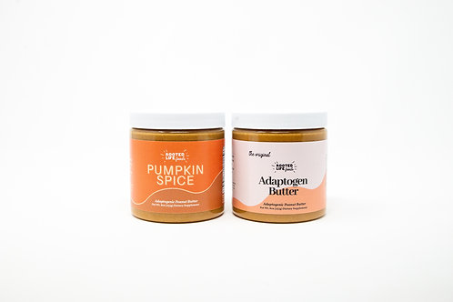 Pumpkin Spice x Classic Duo