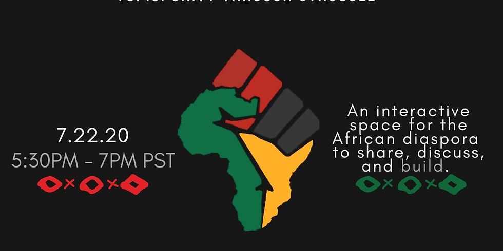 Black Dialogue: Unity Through Struggle