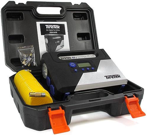 TireTek RX-i Digital Tyre Inflator/Car Pump - 12v Portable Compressor