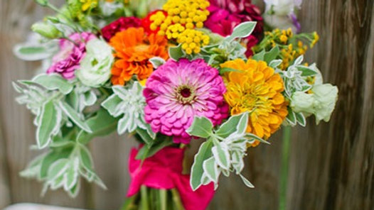 For Winds Farm U-Pick Flower & Herb Share