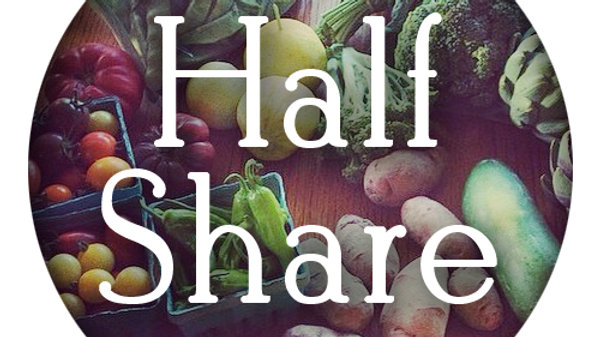 Hannibal Half CSA Share