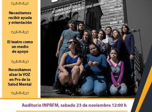 """Obra de teatro """"Serendipia"""""""