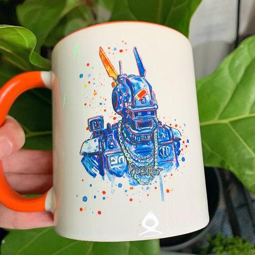 Chappie Ceramic Mug - PRE ORDER