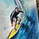 Thumbnail: Surf's Up! Original painting
