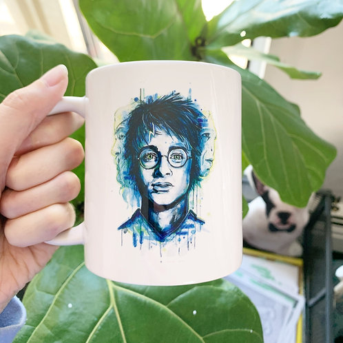 Wizard Boy Ceramic Mug - PRE ORDER