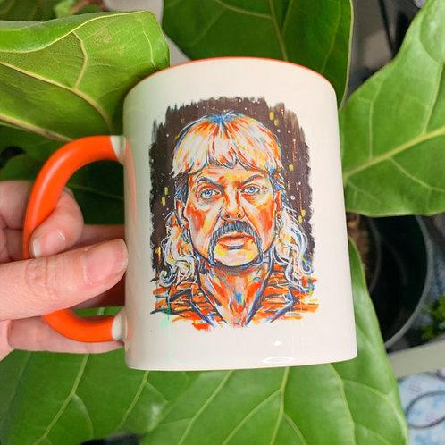 Tiger King Ceramic Mug
