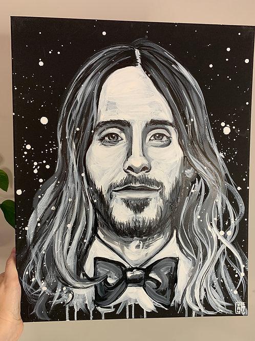 Jared Leto Original Painting