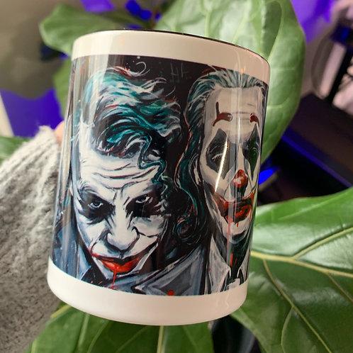 Joker Wrap Around Mug
