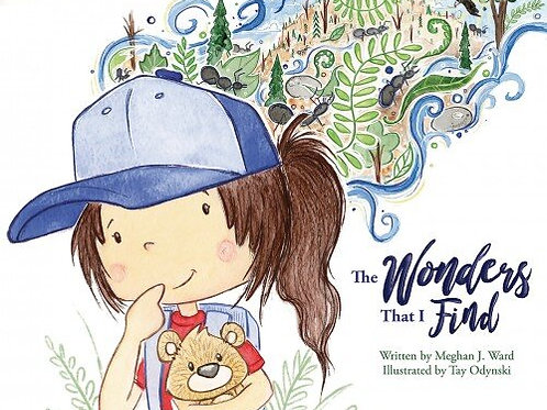 The Wonders That I Find- SIGNED BY TAY & MEG