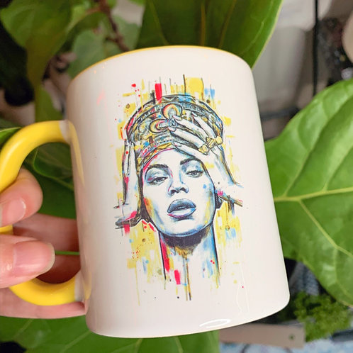 Beyonce Ceramic Mug - PRE ORDER