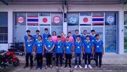 ผู้ฝึกงานโครงการ CARCON รุ่นที่15