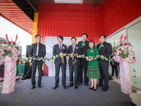 บรรยากาศการเปิดศูนย์ฝึก Car Con Chaing Rai
