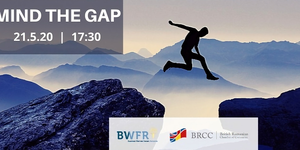 Mind the Gap - BWFR-BRCC free joint online networking event