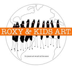 Roxy & Kids Art