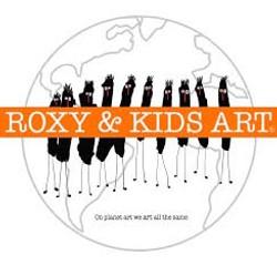 Roxy & Kids Art