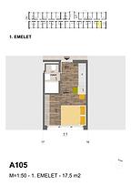 A105 apartman - Eladó nyaraló Balatonföldvár, Balaton déli part