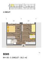 B305 apartman - Eladó nyaraló Balatonföldvár, Balaton déli part