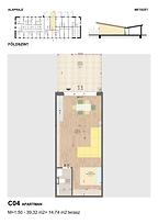 C04 apartman - Eladó nyaraló Balatonföldvár, Balaton déli part