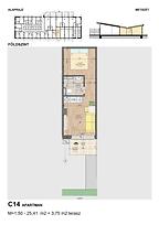 C14 apartman - Eladó nyaraló Balatonföldvár, Balaton déli part