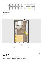 A307 apartman - Eladó nyaraló Balatonföldvár, Balaton déli part