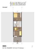 B005 apartman - Eladó nyaraló Balatonföldvár, Balaton déli part