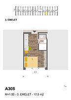 A308 apartman - Eladó nyaraló Balatonföldvár, Balaton déli part