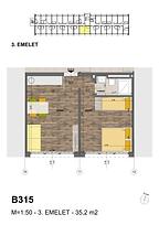 B315 apartman - Eladó nyaraló Balatonföldvár, Balaton déli part