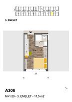 A306 apartman - Eladó nyaraló Balatonföldvár, Balaton déli part