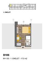 B106 apartman - Eladó nyaraló Balatonföldvár, Balaton déli part
