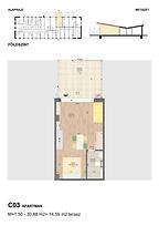 C03 apartman - Eladó nyaraló Balatonföldvár, Balaton déli part