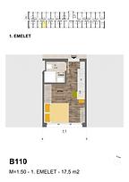 B110 apartman - Eladó nyaraló Balatonföldvár, Balaton déli part