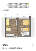 A303 apartman - Eladó nyaraló Balatonföldvár, Balaton déli part