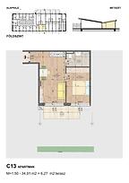 C13 apartman - Eladó nyaraló Balatonföldvár, Balaton déli part