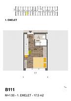B111 apartman - Eladó nyaraló Balatonföldvár, Balaton déli part